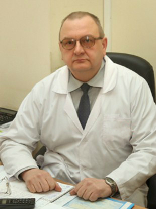 эндокринолог Кручинин Сергей Николаевич