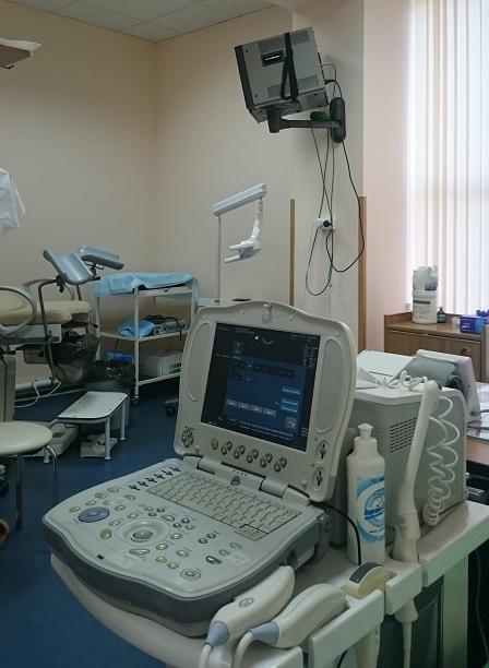 В пышминская городская больница