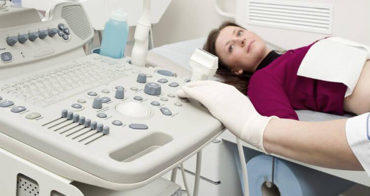 УЗИ  ультразвуковое исследование Сделать УЗИ щитовидной